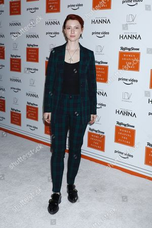 Stock Picture of Valorie Curry