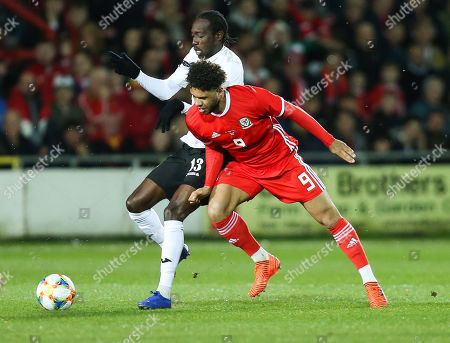 Editorial picture of Wales v Trinidad and Tobago, International Challenge Match - 20 Mar 2019