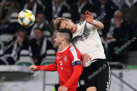 Marcel Halstenberg, Antonio Rukavina /   /        /      