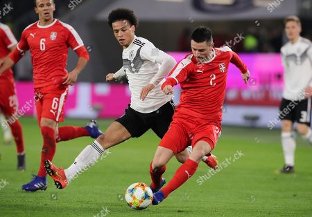 Leroy Sane, Antonio Rukavina /   /        /      