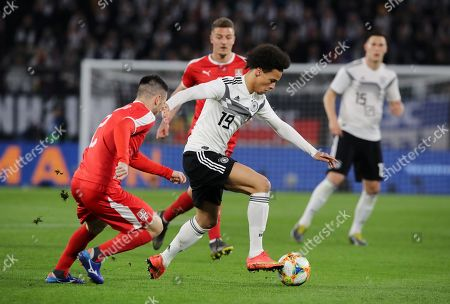 Antonio Rukavina, Leroy Sane /   /        /      