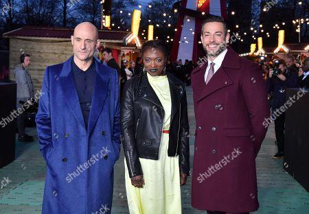 Editorial photo of 'Shazam!' Fun Fair photocall, London, UK - 20 Mar 2019