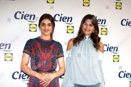 Stock Picture of Olivia Molina and Maria Jose Suarez