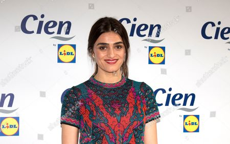 Editorial image of Cien new products presentation #realwoman by Lidl, Madrid, Spain - 20 Mar 2019