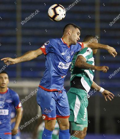 Editorial photo of Independiente de Campo Grande vs La Equidad, Asuncion, Paraguay - 20 Mar 2019