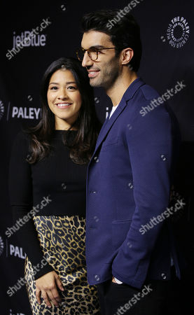 Gina Rodriguez and Justin Baldoni