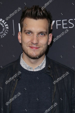 Stock Picture of Scott Michael Foster