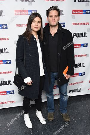 Phillipa Soo, Jonathan Groff