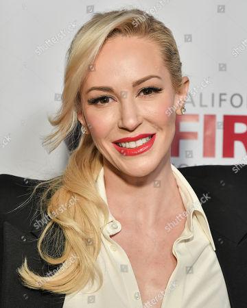 Editorial photo of California Fire Foundation Gala, Los Angeles, USA - 20 Mar 2019