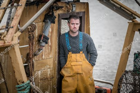 Stock Photo of Jonas Armstrong as Sean