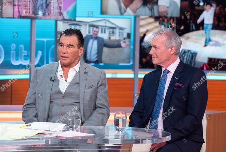 Editorial photo of 'Good Morning Britain' TV show, London, UK - 21 Mar 2019