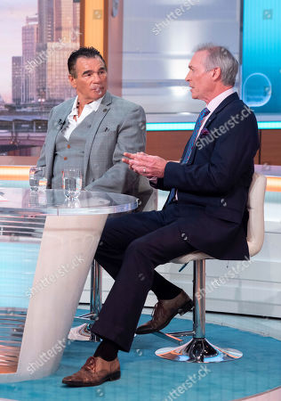 Editorial picture of 'Good Morning Britain' TV show, London, UK - 21 Mar 2019