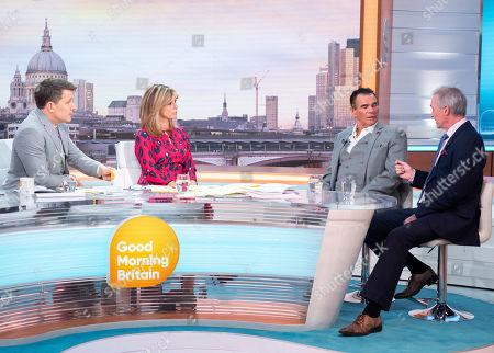 Editorial image of 'Good Morning Britain' TV show, London, UK - 21 Mar 2019
