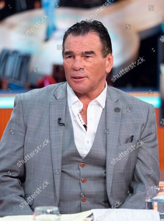 Stock Picture of Paddy Doherty