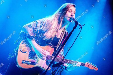 Editorial image of Joanne Shaw Taylor in concert, o2 Shepherds Bush Empire, London, UK - 20 Mar 2019
