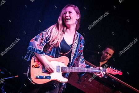 Stock Picture of Joanne Shaw Taylor