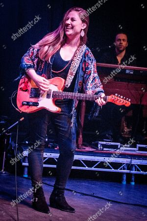 Editorial picture of Joanne Shaw Taylor in concert, o2 Shepherds Bush Empire, London, UK - 20 Mar 2019