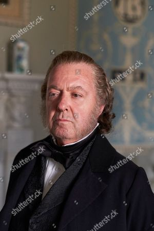 Stock Image of John Sessions as Lord John Russell.