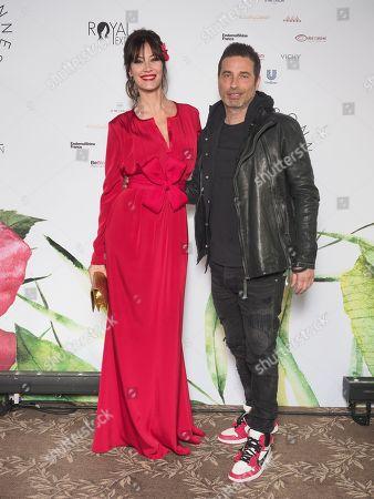 Mareva Galanter et Richard Orlinski