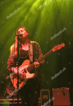 Stock Photo of Joanne Shaw Taylor