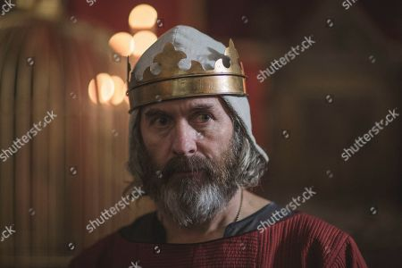 Stock Picture of Stephen Dillane as King Edward I of England