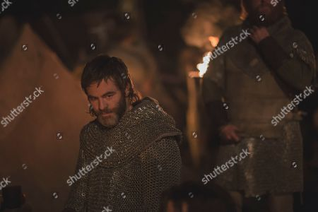 Editorial picture of 'Outlaw King' Film - 2018