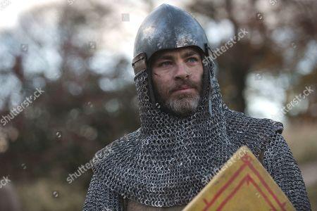 Chris Pine as and Robert Bruce, Earl of Carrick