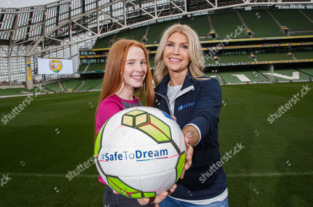 Stock Picture of Yvonne Connolly and her daughter Ali Keating