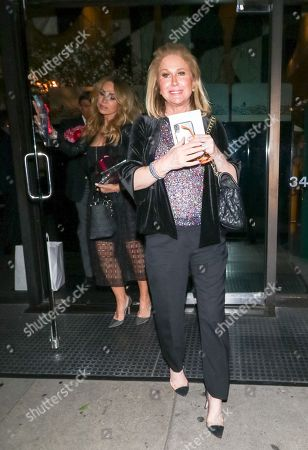Stock Picture of Kathy Hilton at Michael Chow Restaurant