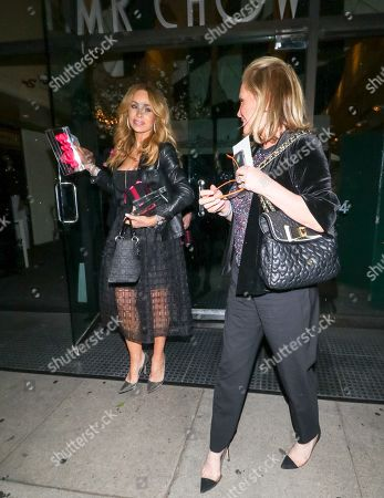 Editorial image of Faye Resnick and Kathy Hilton out and about, Los Angeles, USA - 20 Mar 2019