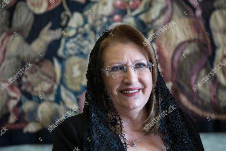 Maltese President Marie Louise Coleiro Preca