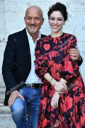 Claudio Bisio, Sarah Felberbaum