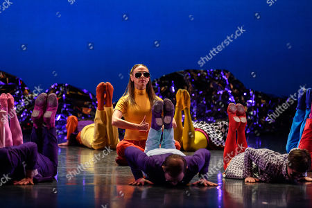 Costume design is by Elizabeth Kurtzman. The dancers are: Mica Bernas, Sam Black, Brandon Cournay, John Eirich, Domingo Estrada, Jr., Lesley Garrison, Lauren Grant, Sarah Haarmann, Deepa Liegel, Laurel, Lynch, Dallas McMurray, Minga Prather, Brandon Randolph, Nicole Sabella, Christina Sahaida, Billy Smith, Noah Vinson.