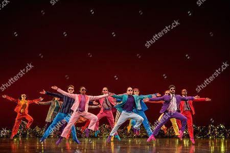Editorial image of 'Pepperland' performed by Mark Morris Dance Group, London, UK - 20 Mar 2019