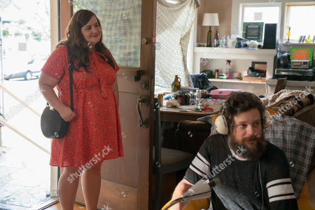 Aidy Bryant as Annie and Luka Jones as Ryan