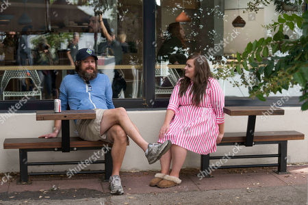 Luka Jones as Ryan and Aidy Bryant as Annie