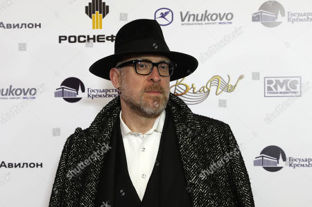 Editorial picture of International Professional Music Award 'BraVo' in Moscow, Russian Federation - 21 Mar 2019