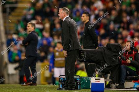 Editorial picture of Northern Ireland v Estonia, UEFA European 2020 Qualifier - 21 Mar 2019