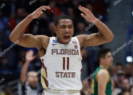 Editorial picture of NCAA Vermont Florida St Basketball, Hartford, USA - 21 Mar 2019