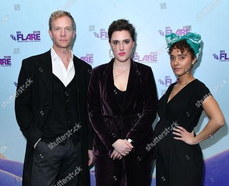 Editorial photo of 'Vita & Virginia' film premiere, London, UK - 21 Mar 2019
