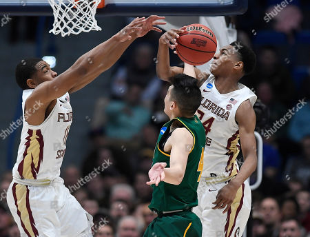 Editorial photo of NCAA Vermont Florida St Basketball, Hartford, USA - 21 Mar 2019