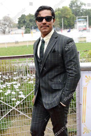 Editorial image of Randeep Hooda portrait session, New Delhi, India - 26 Feb 2019