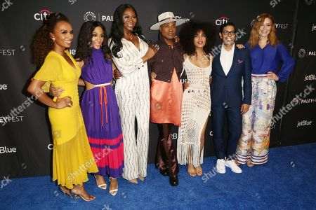Dominique Jackson, Mj Rodriguez, Janet Mock, Billy Porter, Indya Moore, Steven Canals, Our Lady J