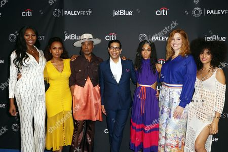Dominique Jackson, Janet Mock, Billy Porter, Steven Canals, Mj Rodriguez, Our Lady J, Indya Moore