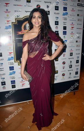Editorial photo of Dada Saheb Phalke Film Festival Awards, Mumbai, India - 20 Feb 2019