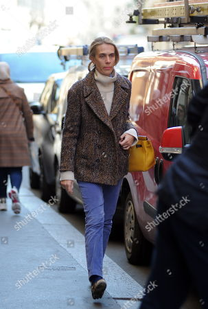 Editorial picture of Lavinia Borromeo out and about, Milan, Italy - 21 Mar 2019