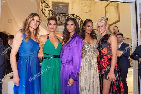 Editorial picture of 'Les Bonnes Fees' party, Paris, France - 21 Mar 2019