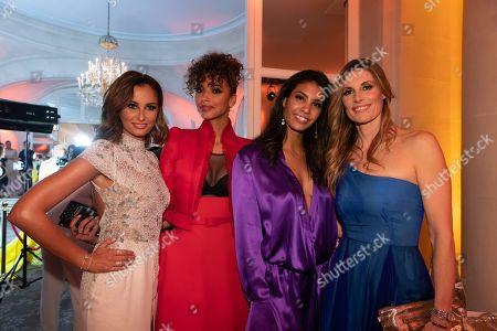Editorial photo of 'Les Bonnes Fees' party, Paris, France - 21 Mar 2019