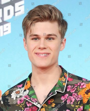 Editorial image of Nickelodeon Kids' Choice Awards, Arrivals, Galen Center, Los Angeles, USA - 23 Mar 2019