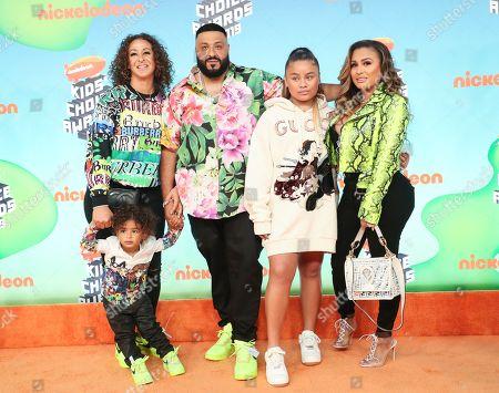 Nicole Tuck, Asahd Tuck Khaled, DJ Khaled